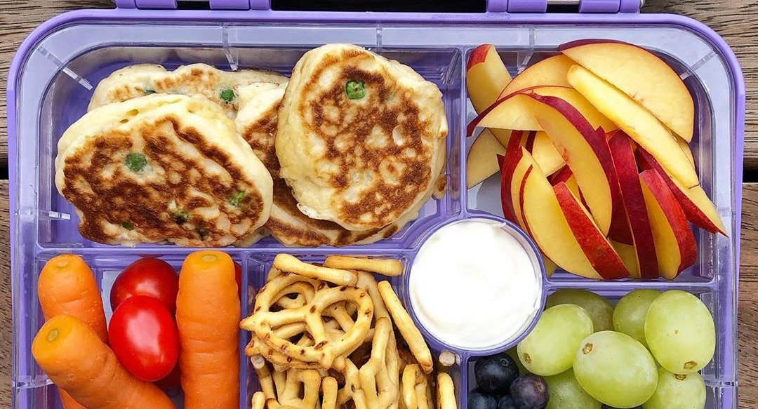 Lunchbox: Fritters