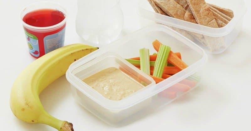 Lunchbox: Hummus Dip