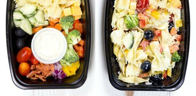 Lunchbox: Pasta Salad