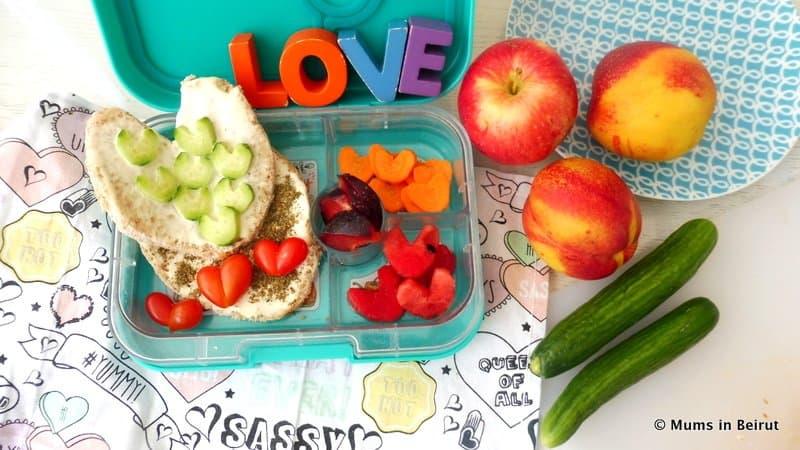 Lunchbox: Sandwich