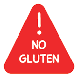 Allergy no gluten