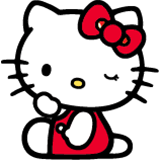 Hello Kitty Birthday 1